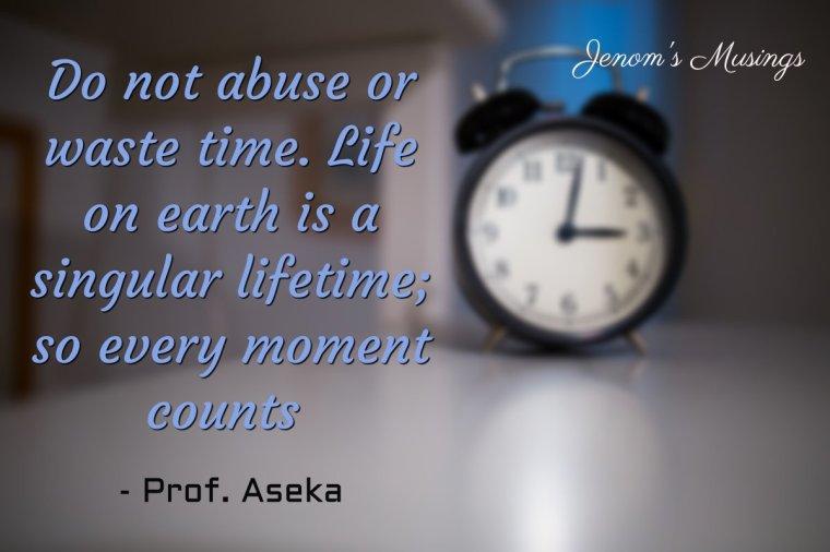 Singular Lifetime - Aseka
