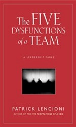 jenoms_musings_five_dysfunctions_of_a_team
